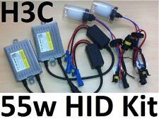 H3C 55W HID Kit - slim AC non static Ballasts 4300k 6000k 8000k 10000k 12v 24v