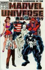 Official Handbook of Marvel Universe (Vol. 3, update '89) # 8 (USA, 1989)