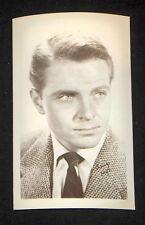 Craig Hill 1940's 1950's Actor's Penny Arcade Photo Card