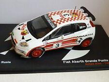 Fiat Abarth Grande Punto S2000 1/43e