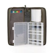 Carponizer Rig Box - Angeltasche / Karpfentasche / Vorfachtasche *NEU*