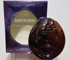 BOUCHERON LIMITED EDITION 50ML EDP WOMEN NEW IN BOX.