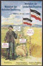 11635 AK Deutsche Landwirtschaft Wachstum Bevölkerung Produktion Wahl Propaganda
