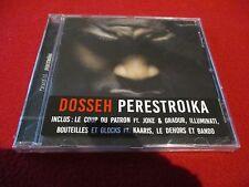 "CD NEUF ""PERESTROIKA"" Dosseh / RAP"