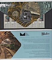 POSTAL MUSEUM Launch MAIL RAIL UNDERGROUND PRESENTATION PACK JULY 17 Post Go