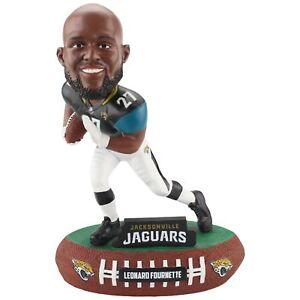 Leonard Fournette Jacksonville Jaguars Baller Special Edition Bobblehead NFL