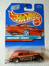 1998 TROPICOOL SERIES Hot Wheels CLASSIC CADDY #695