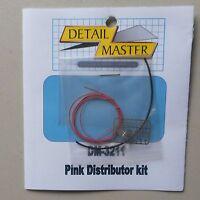 DETAIL MASTER 1//24-1//25 Wired Distributor Standard Kit Dark Blue DET3203