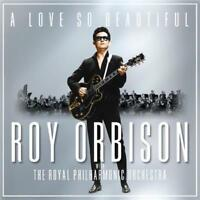 Roy Orbison A Love So Beautiful Royal Philharmonic Orchestra DIGIPAK CD NEW