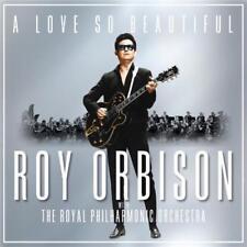 ROY ORBISON A LOVE SO BEAUTIFUL Royal Philharmonic Orchestra DIGIPAK CD NEW