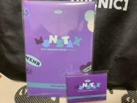 Monsta X Official Photocard set +  Postcard Set Fan Meeting Vol.2 Picnic