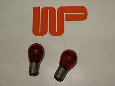 Classic Mini-Rosso Posteriori Stop e Coda Lampadina COPPIA DI LAMPADINE-glb380r x 2