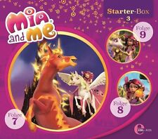 3 CDs * MIA AND ME - STARTER BOX 3 (Folgen 7-9)  # NEU OVP &