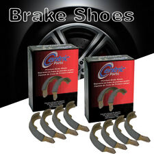 Front + Rear Brake Shoes 2Set For 1965-1966 Plymouth Satellite