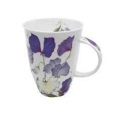 Roy Kirkham Louise Tasse Couleur Bonbon Violet Thé Café Boissons Floral Grand