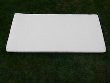 Rollmatratze Matratze Schaumstoff 90x200 10cm mit Schonbezug für Etagenbett