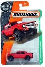 2016 Matchbox #101 MBX Explorers Lamborghini LM002
