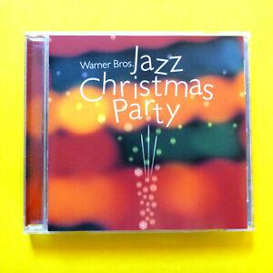 Warner Bros JAZZ CHRISTMAS PARTY CD