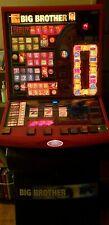 Original Barcrest Big Brother Season 1 Slot Machine - RARE
