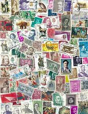 Spain - 100 Different Stamps.............. ..........12R.................D-420