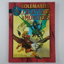 I.C.E. Rolemaster Creatures & Monsters Fantasy RPG Game