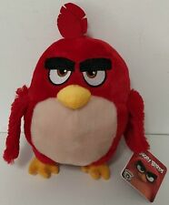 """Angry Birds Movie Soft Plush Toy 8"""" Red Bird Whitehouse Leisure"""