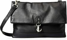 New listing Nwt $207 Canyon Outback Leather B151 Ogden Canyon Pabst Messenger Mailbag Black