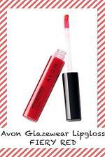 Avon True Color Glazewear Lip Gloss - FIERY RED