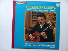 ALEXANDRE LAGOYA oeuvres pour guitare BACH VANDAL WEISS HAENDEL 6504041