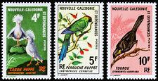 New Caledonia Scott 364-366 (1967) Mint LH VF