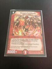 Duel Masters : Dragon Bolshack FOIL VF Neuve