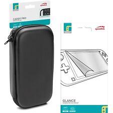 Trage-Tasche Hülle Case + Display Schutz-Folie für Nintendo Switch Lite Konsole