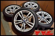 "18"" BMW 3 & 4 Series ActiveHybrid Wheels Tires OEM 7846778 7846779 86009"