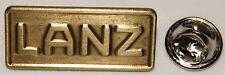 Lanz Bulldog Emblem Logo Traktor l Anstecker l Abzeichen l Pin 30