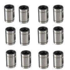 Anet 6pcs LM8UU Linear Bearings Linear Bearings 0.8cm 8mm for RepRap 3D printer