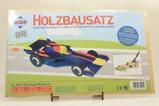Holzbausatz Formel 1 Rennwagen 24 X 9 Cm Pebaro