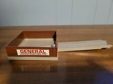 Tyco Electric Trucking General Construction Track Piece