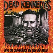 Give Me Convenience Or Give Me Death - Dead Kennedys (2001, CD NEUF)
