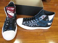 NEW Converse Chuck Taylor All Star II Hi Jacquard Graphic Shoes MENS 10 153551c