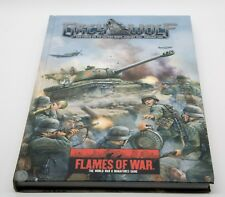 Flames of War Grey Wolf - Axis Forces on the Eastern Front - H/B Book (FW110)