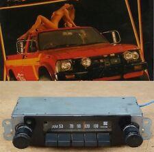 TOYOTA HILUX 1982 LN46R KRPQ OEM AM PUSH BUTTON RADIO SPEAKER N30 N40 MINI TRUCK