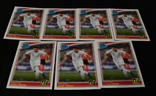 2018-19 Donruss Rated Rookie #189 Jadon Sancho - England Lot of 7