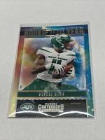2020 Panini Contenders Rookie of the Year Denzel Mims # RY-DMI New York Jets