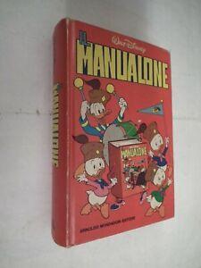 IL MANUALONE DELLE GIOVANI MARMOTTE PRIMA EDIZIONE MONDADORI 1983 MANUALE