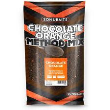 10kg Sonubaits Chocolate Orange Method Mix 5 X 2kg Bags