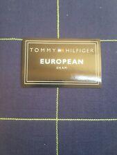 New Tommy Hilfiger Grand Cay Blue Green Euro Pillow Sham