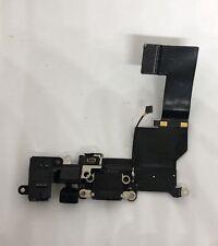 Original iPhone 5S Charging Port - Replacement Charger Flex USB Dock Apple Black
