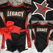 Real Cheerleading Uniform Allstars Legacy Youth M Rebel Athletic