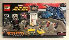 LEGO 76051 MARVEL AVENGERS SUPER HERO AIRPORT BATTLE GIANT-MAN SEALED RETIRED