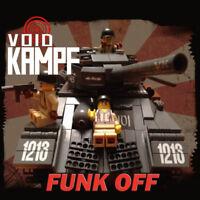 VOID KAMPF Funk Off CD Digipack 2017